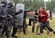 czechtek technoparty policie