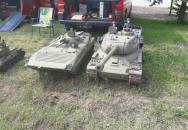 modely bvp military akce