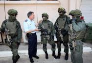 izrael palestinský terorismus counter-terrorism