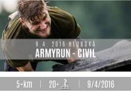 ArmyRun Hluboká