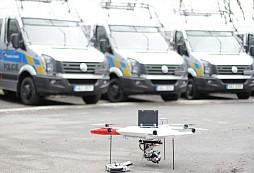 Drony pro Policii ČR